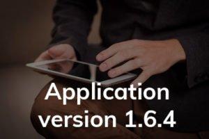 Actualités : nouvelle version de l'application jesuisencours