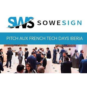 French tech days iberia sowesign